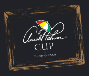 2016 - Formby hosts Arnold Palmer Cup